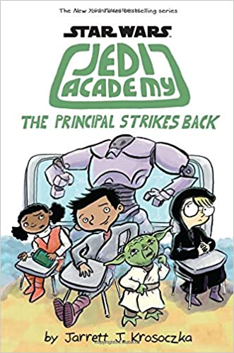 Star Wars Jedi Academy: The Principal Strikes Back