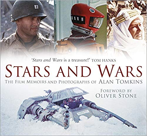 Stars and Wars: The Film Memoirs and Photographs of Alan Tomkin (paperback)