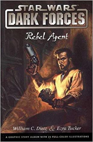 Star Wars Dark Forces: Rebel Agent (paperback)