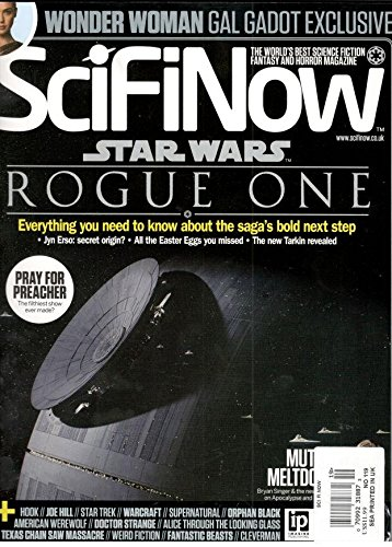 SciFi Now Magazine October 2016