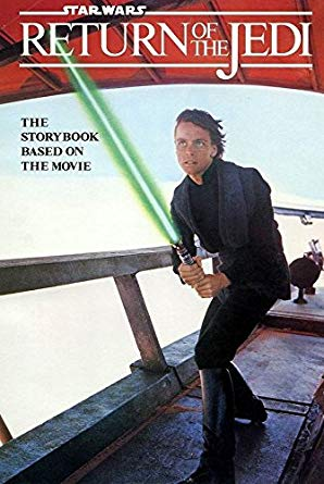 Star Wars: Return of the Jedi Storybook