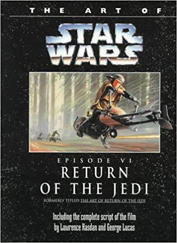 The Art of Star Wars: Return of the Jedi