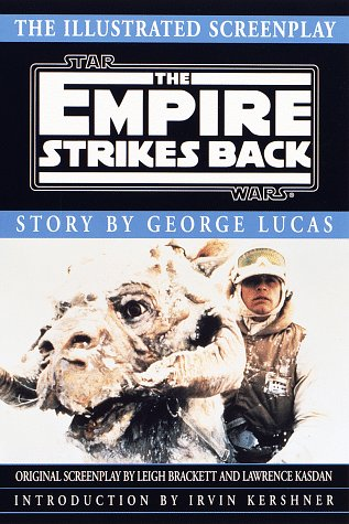 Star Wars The Empire Strikes Back: The Illustrated Screenplay