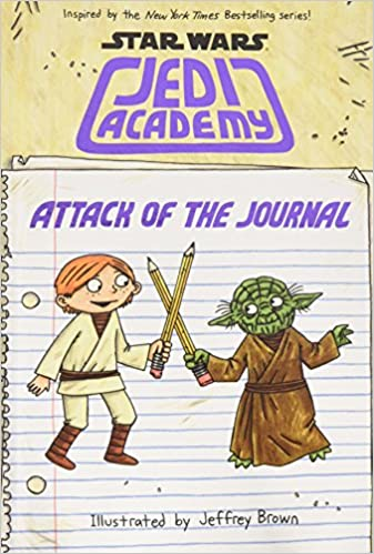 Star Wars Jedi Academy: Attack of the Journal