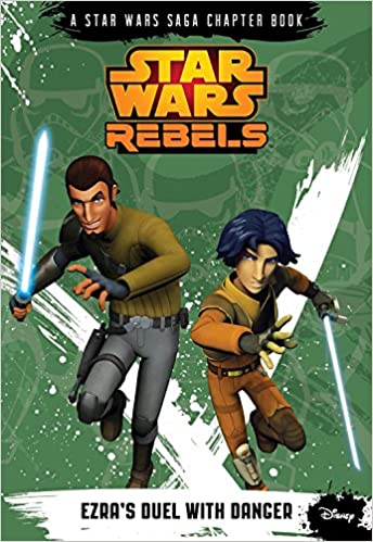 Star Wars Rebels: Ezra's Duel With Danger