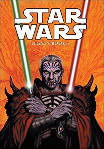 Star Wars Legacy: Book 3