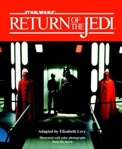 Return of the Jedi (Step-Up Movie Adventure)