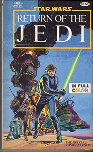 Star Wars: Return of the Jedi (Comic)