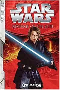 Star Wars: Revenge of the Sith (Cine-Manga)
