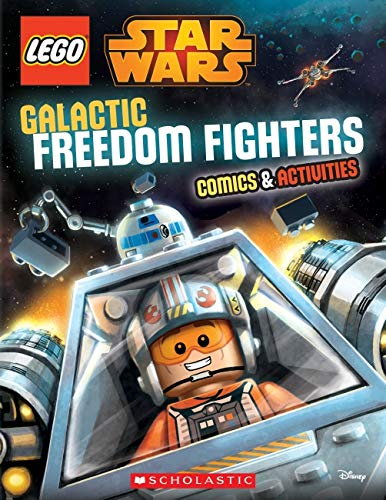 Lego Star Wars: Galactic Freedom Fighters