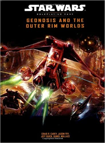 Star Wars: Geonosis and the Outer Rim Worlds