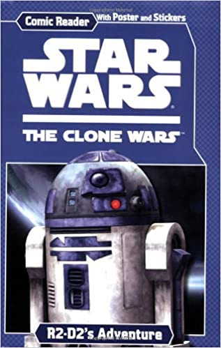 Star Wars The Clone Wars: R2D2's Adventure