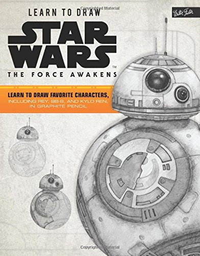 Learn to Draw Star Wars: The Force Awakens