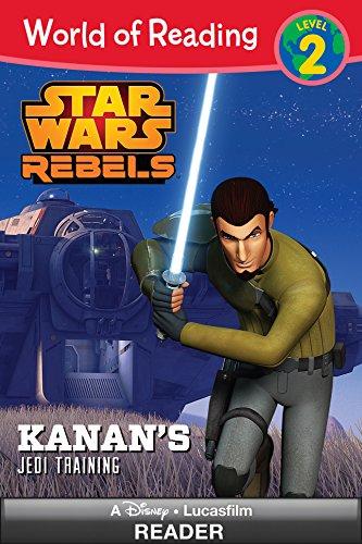 Star Wars Rebels: Kanan's Jedi Training