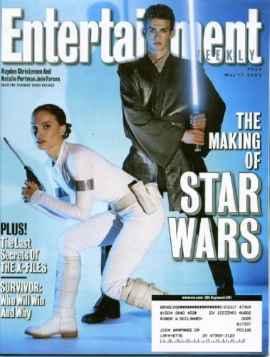 Entertainment Weekly May 17, 2002
