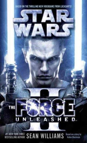 Star Wars: The Force Unleashed II (paperback)