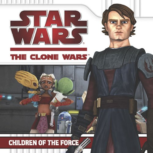 Star Wars The Clone Wars: Children of the Force (Book)