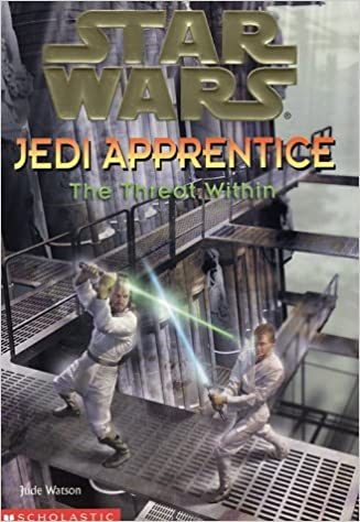 Star Wars Jedi Apprentice: The Threat Within