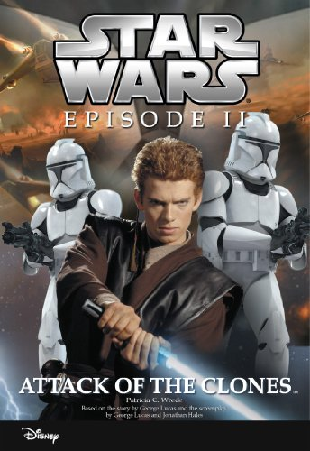 Star Wars Episode II: Attack of the Clones (Young Reader Novelization)