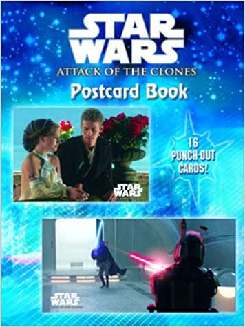 Star Wars: Attack of the Clones Postcard Book