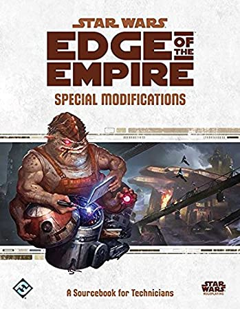 Star Wars Edge of the Empire: Special Modifications
