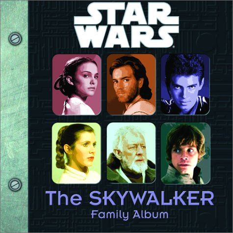 Star Wars: The Skywalker Family Album