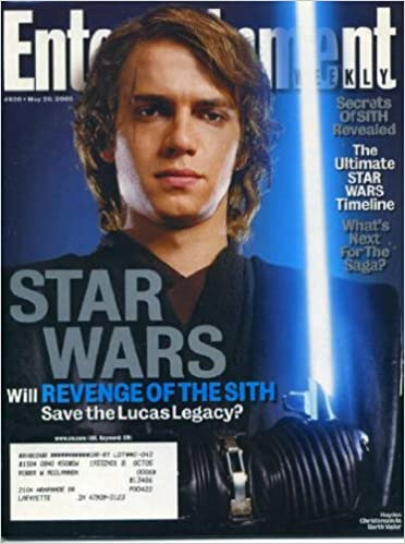 Entertainment Weekly May 20, 2005