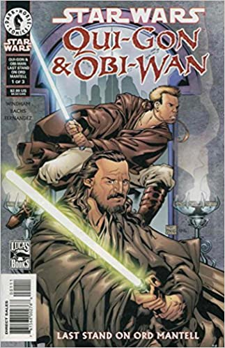 Star Wars Qui-Gon and Obi-Wan: Last Stand on Ord Mantell
