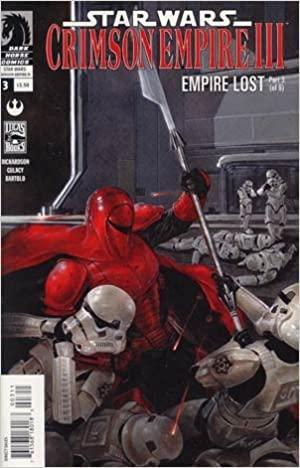 Star Wars Crimson Empire III: Empire Lost 3