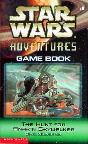 Star Wars Adventures Game Book (Episode II): #8 The Hunt for Anakin Skywalker