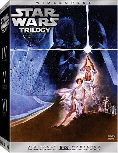 Star Wars Trilogy DVD (2005)