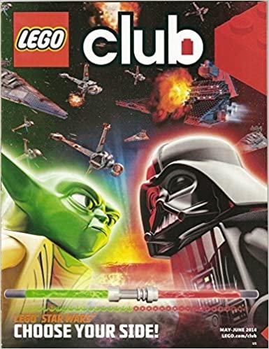 Lego Club May-June 2014