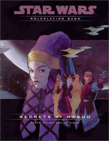 Star Wars: Secrets of Naboo