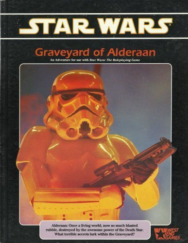 Star Wars: Graveyard of Alderaan