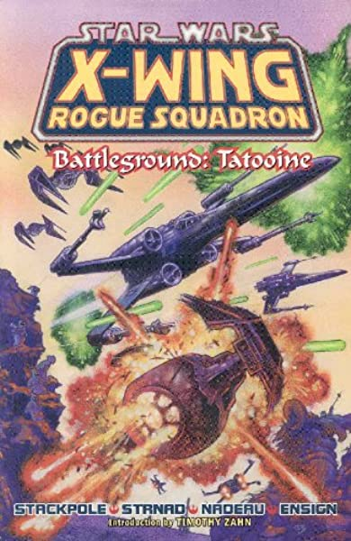 Star Wars X-Wing Rogue Squadron: Battleground Tatooine