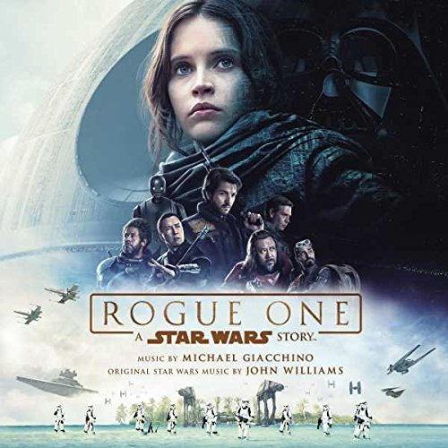 Rogue One: A Star Wars Story Original Motion Picture Soundtrack (Record)