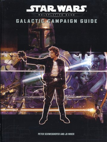 Star Wars: Galactic Campaign Guide