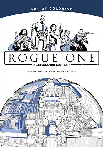 Art of Coloring Rogue One: A Star Wars Story