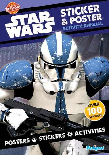 Star Wars: Sticker and Poster Activity Annual (2014)
