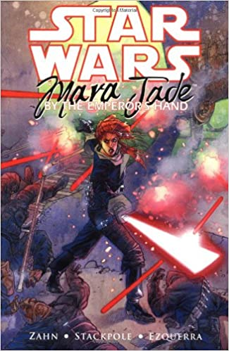 Star Wars Mara Jade: By the Emperor's Hand