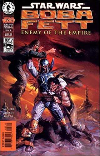 Star Wars Boba Fett: Enemy of the Empire 3