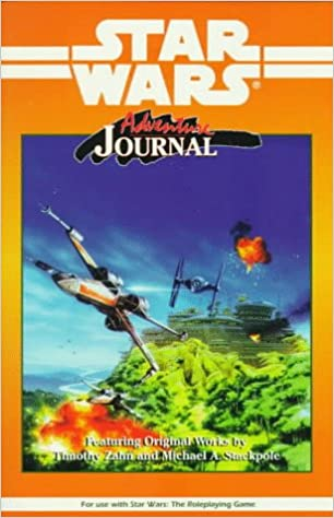 Star Wars Adventure Journal: Volume 7