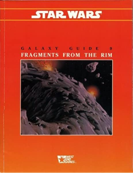 Star Wars Galaxy Guide 9: Fragments from the Rim