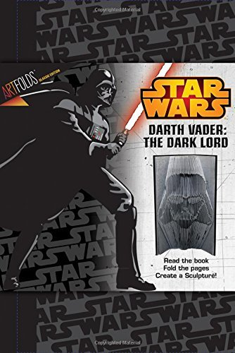 Star Wars Art Folds: Darth Vader, The Dark Lord
