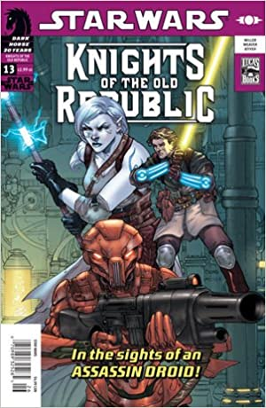 Star Wars Knights of the Old Republic: Days of Fear