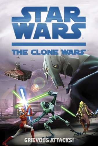 Star Wars The Clone Wars: Greivous Attacks