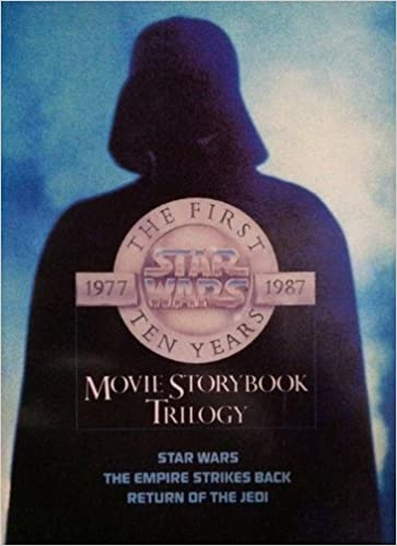 Star Wars Movie Storybook Trilogy (The First Ten Years)