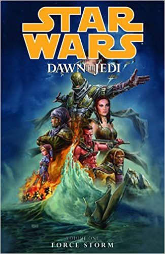 Star Wars Dawn of the Jedi: Force Storm