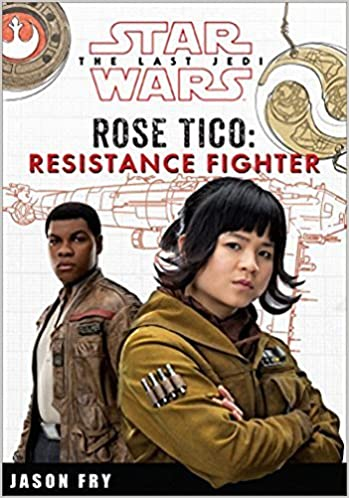 Star Wars: Rose Tico - Resistance Fighter