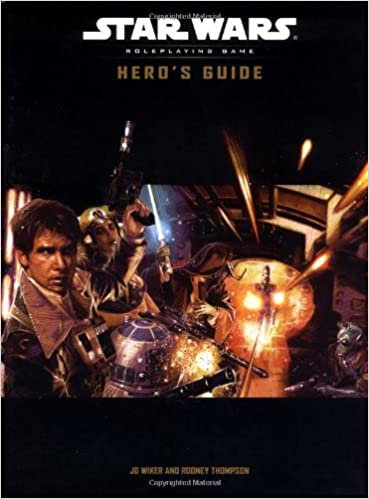 Star Wars: Hero's Guide